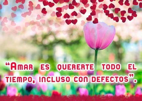 Frases de amor con hermosos tulipanes screenshot 3