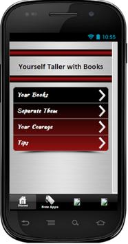 Make Yourself Taller with Book poster