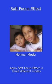 Soft Focus Effect poster