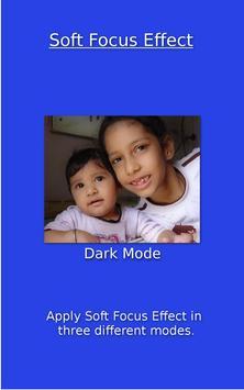 Soft Focus Effect apk screenshot