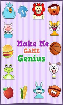 Make Me Genius poster