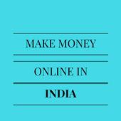 Make Money Online in India icon