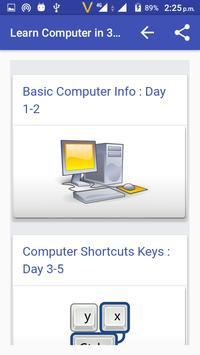 Learn Computer in 30 Days screenshot 4