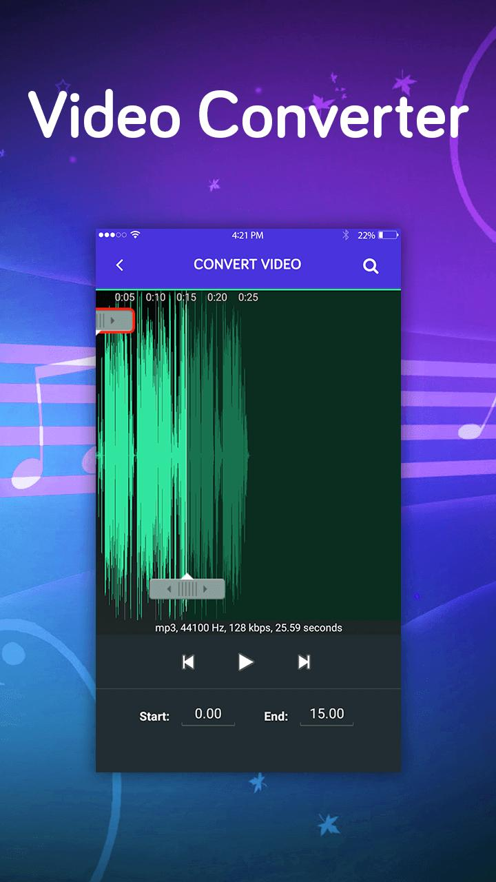Video converter-Mp4 to mp3,mp3 extractor for Android - APK Download