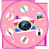 Beauty Makeup - Photo Editor 2017 💄 icon