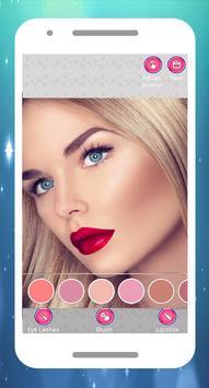 Beauty Makeup - Photo Editor 2017 💄 screenshot 14