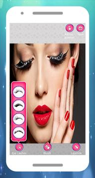 Beauty Makeup - Photo Editor 2017 💄 screenshot 9