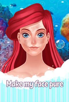 Makeup Room: Mermaid screenshot 4