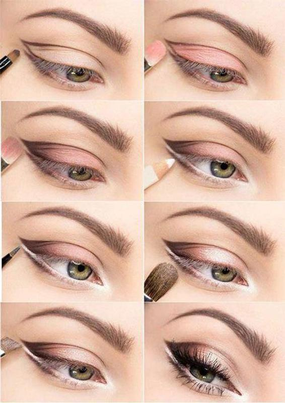 Makeup Make Up Step By Step Lips Eyebrow Fr Android Apk
