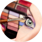 Free Face and Eye Makeup Tutorial Videos 2018 icon