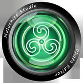 Malachite Photo Editor icon