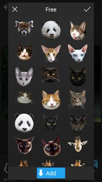 Stickers: Animals poster