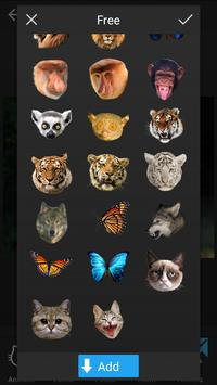 Stickers: Animals apk screenshot