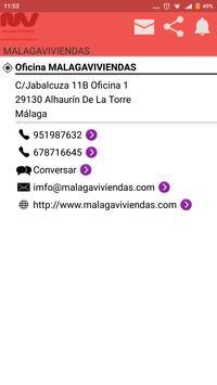MALAGA VIVIENDAS screenshot 1