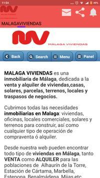 MALAGA VIVIENDAS screenshot 2