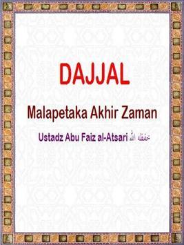 Dajjal Malapetaka Akhir Zaman poster