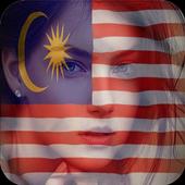 Malaysia Flag Face icon