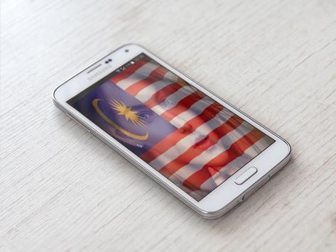 Malaysia Flag Face apk screenshot