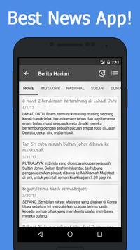News Malasya screenshot 1