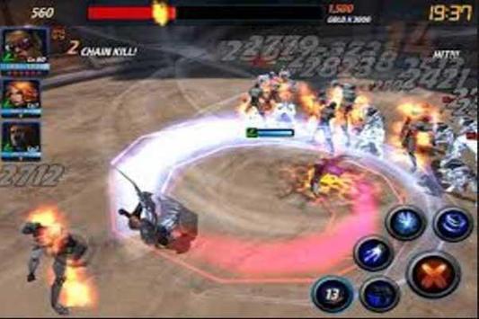 New MARVEL Future Fight tricks screenshot 2
