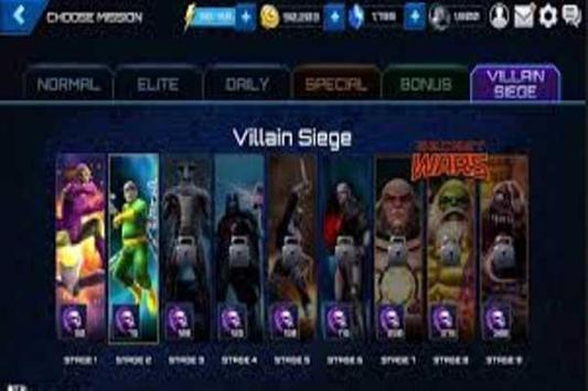 New MARVEL Future Fight tricks screenshot 4