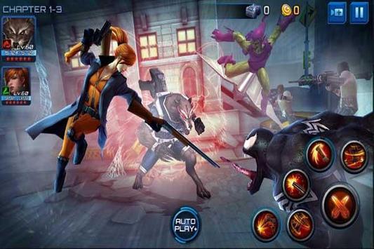 New MARVEL Future Fight tricks screenshot 8