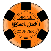 BlackJack Simple Card Counter icon