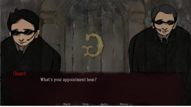 Venedict Code of Anonymous (VOA) screenshot 3