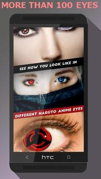 Sharingan Ushiha Eyes Ninja apk screenshot