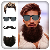 Man Hair Mustache And Hair Styles PRO icon
