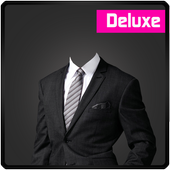 Man Suit Photo Editor icon