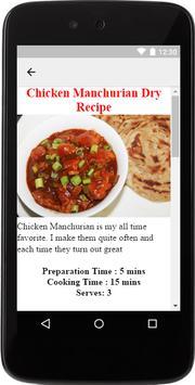 Manchurian Recipe poster