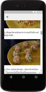 Manchurian Recipe screenshot 1
