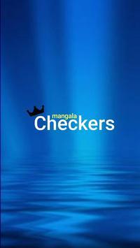 Mangala Checkers poster