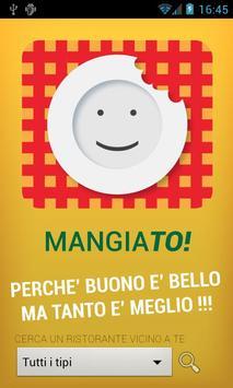 MangiaTo poster