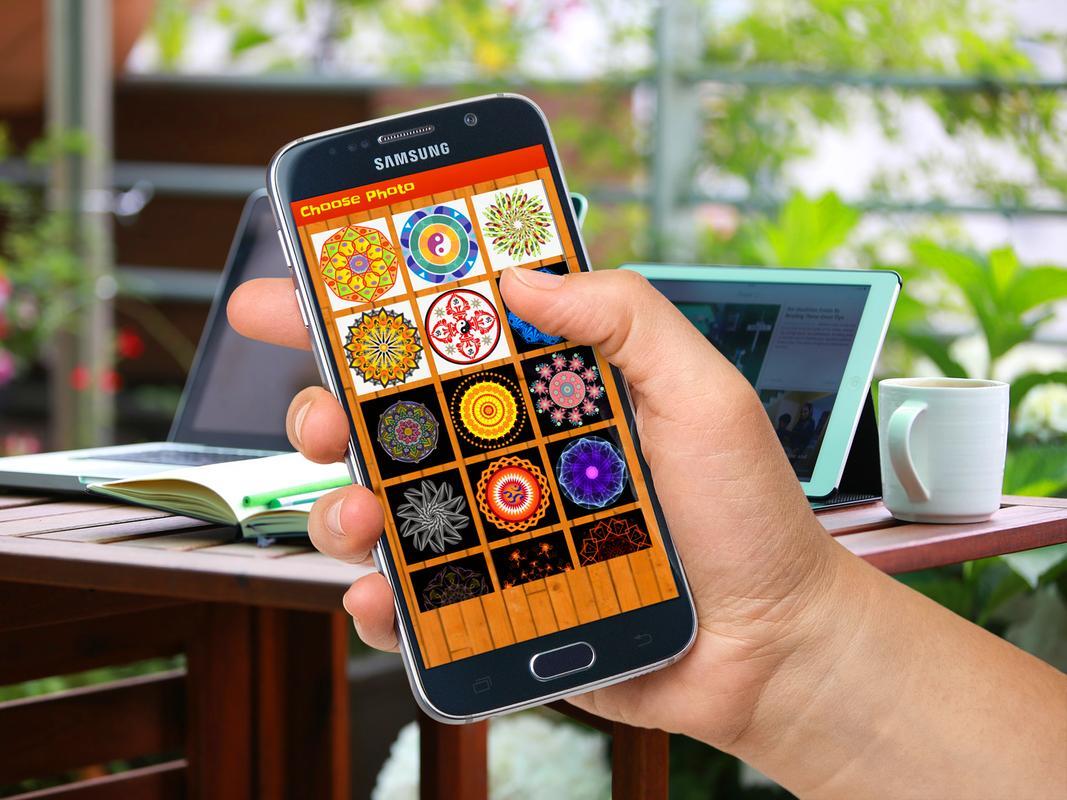 Mandala art - Rompecabezas Descarga APK - Gratis Puzles Juego para ...