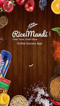 Rice Mandi poster