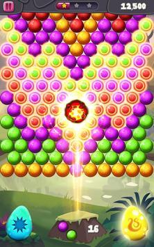 Dino Bubble Mania screenshot 2