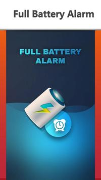 Full Battery Alarm poster