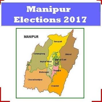 Manipur Elections 2017 poster