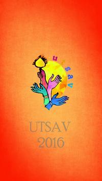 Utsav 2016 poster
