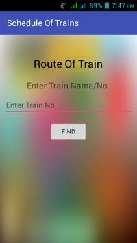 India Train Live apk screenshot