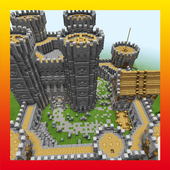 Amazing Castle for MCPE icon