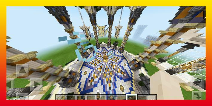 Amazing Castle for MCPE poster