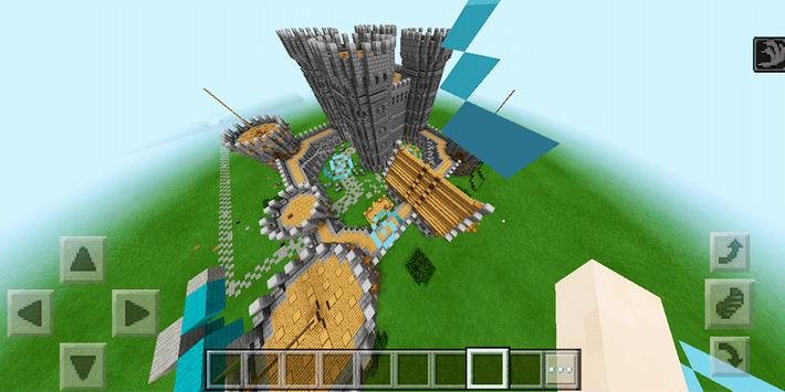 Amazing Castle for MCPE screenshot 15