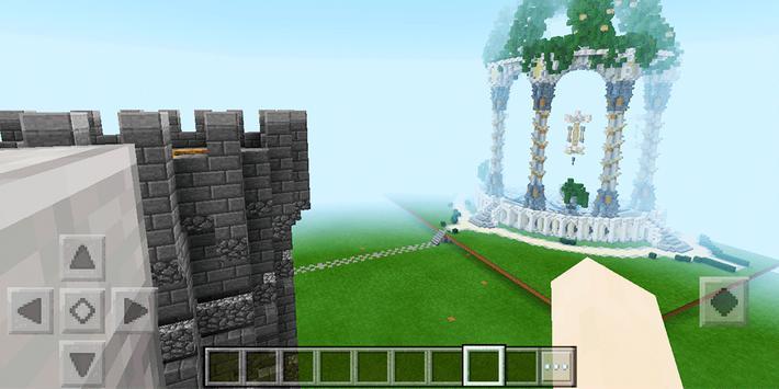 Amazing Castle for MCPE screenshot 10