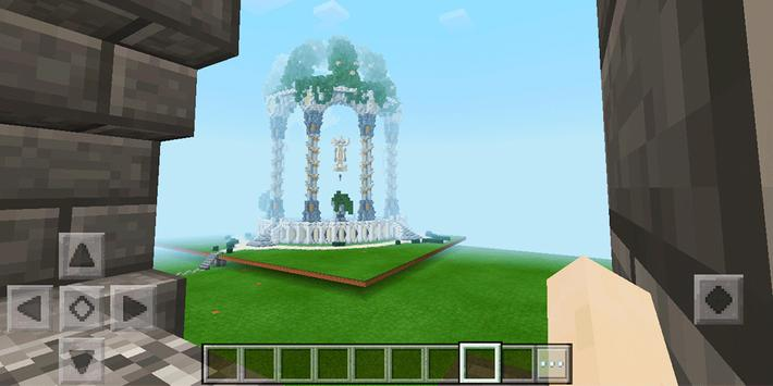 Amazing Castle for MCPE screenshot 11
