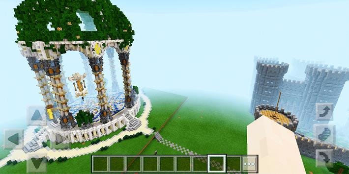Amazing Castle for MCPE screenshot 6