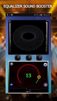 Equalizer Sound Booster apk screenshot
