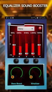 Equalizer Sound Booster poster